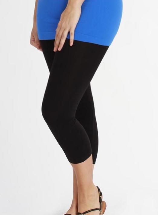 Plus Size Capri Leggings