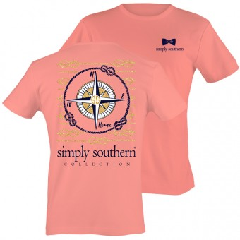 Compass Simply Southern Tee