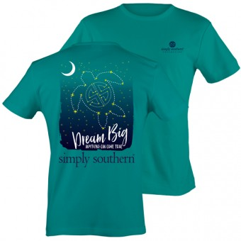 Sea Turtle Dream Big Tee
