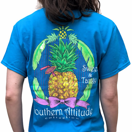 Sweet and Tangy Pineapple Tee