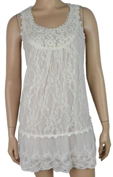 Pretty Lace Tunic