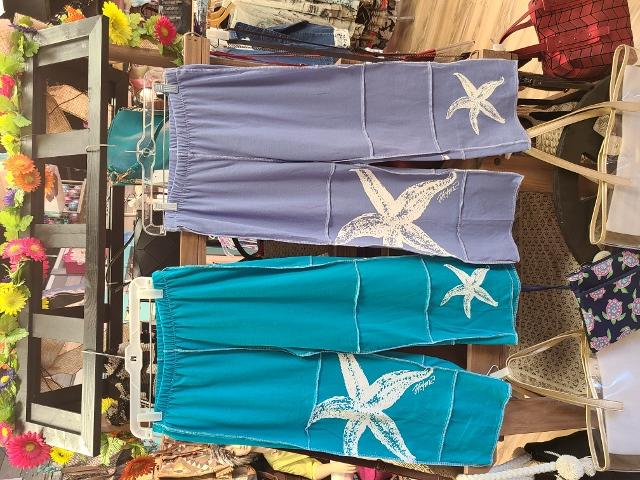 Artist Starfish Beach Pants