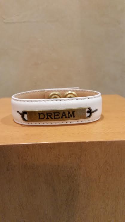 Dream Leather Bracelet