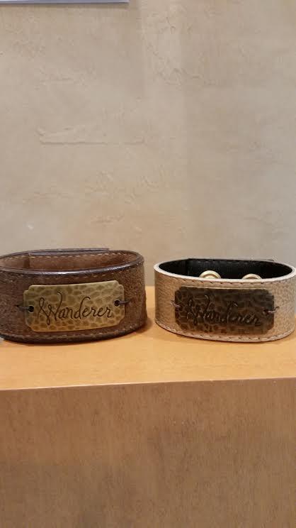 Wanderer Leather Bracelet