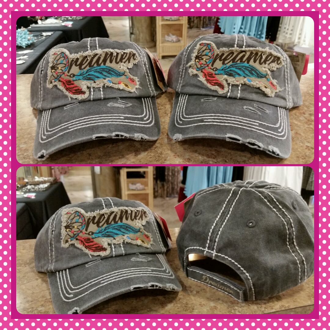 Dreamer Dream Catcher Hat
