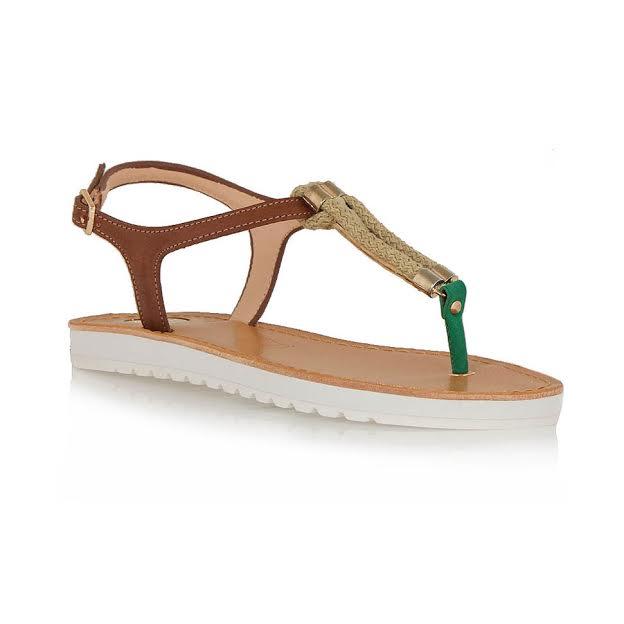 Rope Thong Toe Sandal