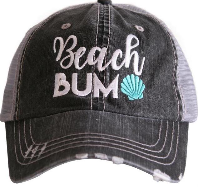 Beach Bum Trucker Cap