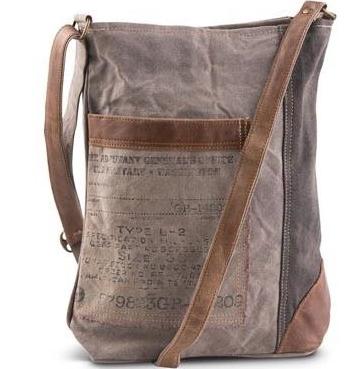 Identified Crossbody Bag
