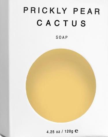 Prickly Pear Cactus Vegan Soap