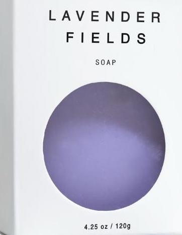 Lavender Fields Vegan Soap