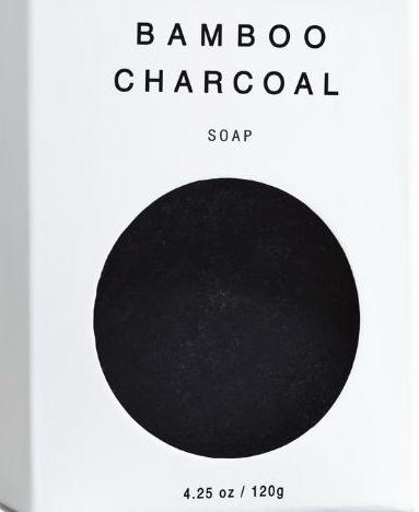 Bamboo Charcoal Vegan Soap