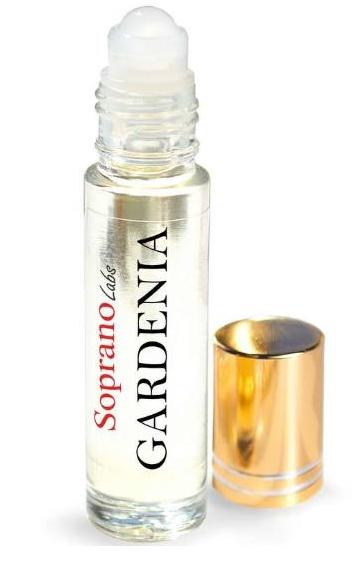 Gardenia Vegan Perfume Oil