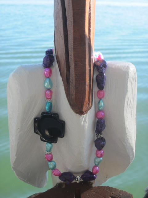Freshwater Pearls and More Necklace