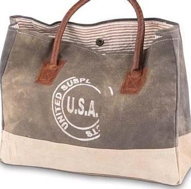 Mini USA Stamped Handbag