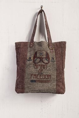 Spirit of Freedom Tote Bag