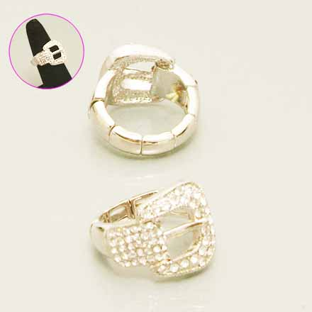 Belt Buckle Stretch Ring