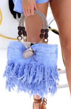 FUN Beachy Rag Purses