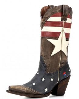 Redneck Riviera Freedom Boots