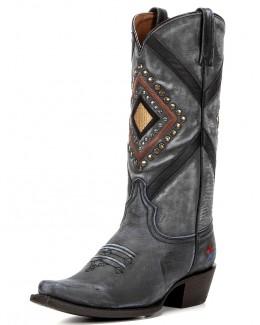 Redneck Riviera Sand & Studs Diamond Boots