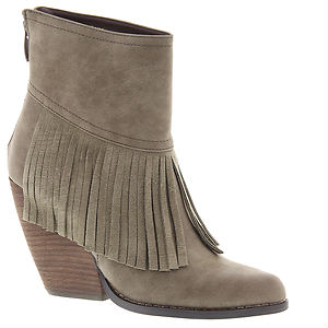 Fringe Wedge Boot