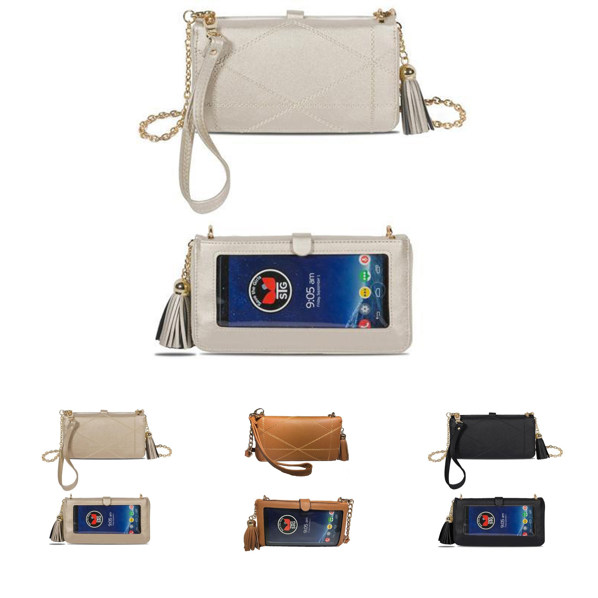 Allure Crossbody Purses